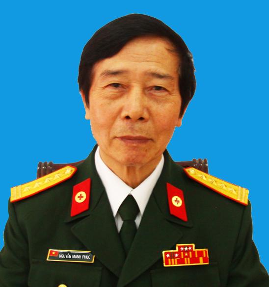 Đại tá - Bác sỹ cao cấp Nguyễn Mạnh Phúc