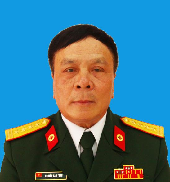 Đại tá BSCKI Chẩn đoán hình ảnh Nguyễn Văn Toan