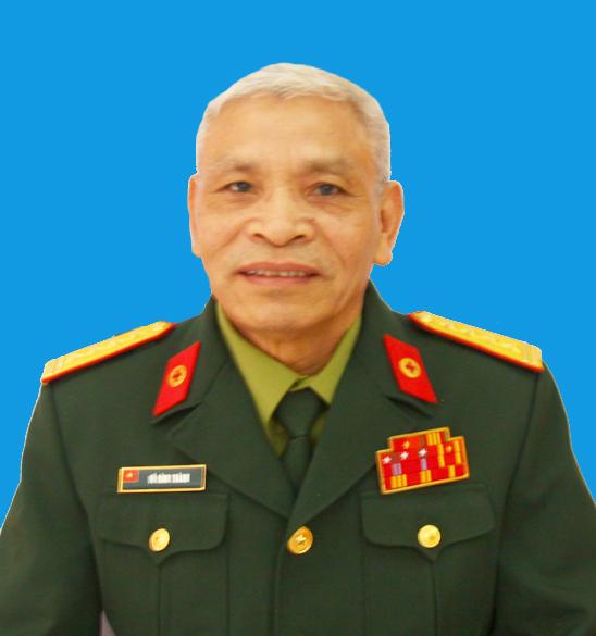 Đại tá BSCKII Nội Phạm Chí Cường
