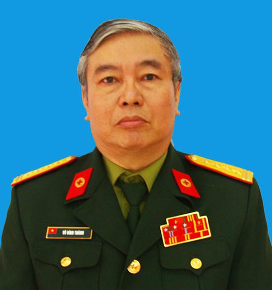 Đại tá - ThS,BSCKI Ngoại  Vũ Đình Thành