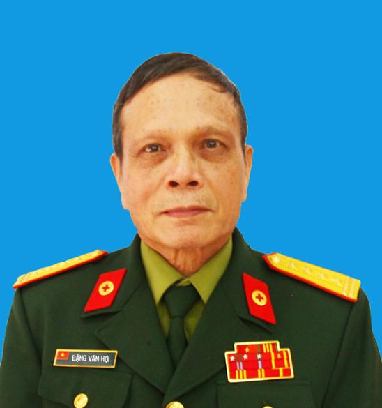 Đại tá; Ths, BSCKII  Đặng Văn Hợi