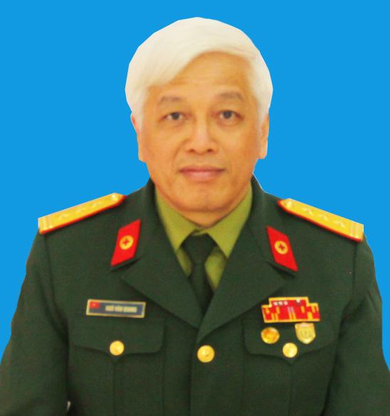 THượng tá- BSCKI TMH Ngô Văn Quang