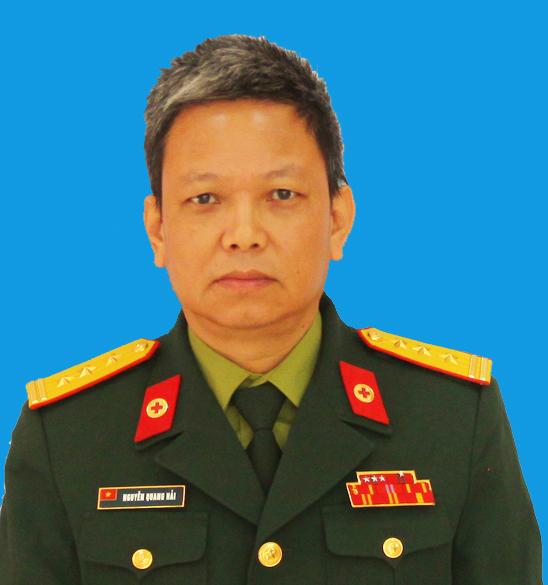 Bác sỹ CKI Nguyễn Quang Hải