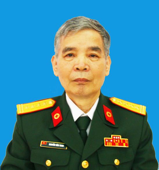 Đại tá - TS,BS Chẩn đoán hình ảnh Đinh Văn Cầm