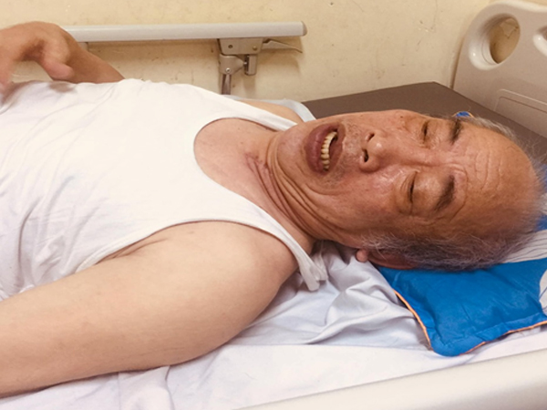 Bệnh viện 16A - Khám bệnh và chẩn đoán thành công một trường hợp có tổn thương tủy ở đoạn cao